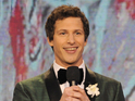 Andy Samberg also weighs in on rumours that Lady Gaga will host SNL.