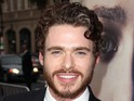 Richard Madden cast as the prince in Kenneth Branagh's movie for Disney.
