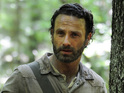 AMC show gives a first look of season four featuring star Andrew Lincoln.