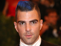 "Zachary Quinto says he's heartened to see so many ""unified behind the cause""."