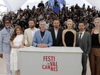 The actor describes the experience of being in Cannes as &quot;unforgettable&quot;.