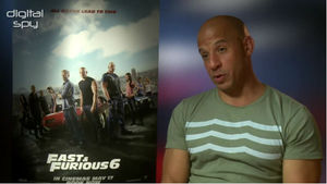 Vin Diesel, Paul Walker, Fast & Furious 6 interview: