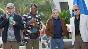 'Last Vegas' trailer