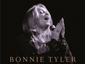 Bonnie Tyler 'Believe In Me' artwork