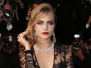 Cara Delevingne, 66th Cannes Film Festival, The Great Gatsby premiere