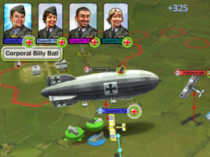 &#39;Sid Meier&#39;s Ace Patrol&#39; screenshot