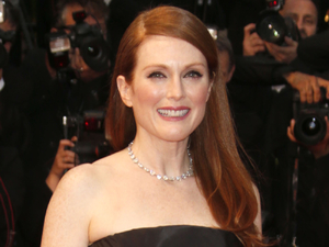 Julianne Moore, 'The Great Gatsby' film premiere, 66th Cannes Film Festival, Dior gown