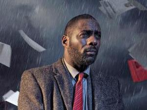 Idris Elba stars in the third series of 'Luther'
