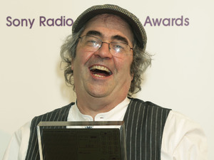 Sony Radio Academy Awards 2013: Danny Baker - Best Entertainment Programme Award