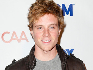 Actor Jonny Weston