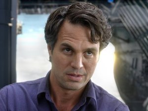 Mark Ruffalo as Bruce Banner in &#39;Avengers Assemble&#39;