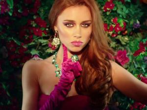 The Saturdays: 'Gentleman' video teaser still