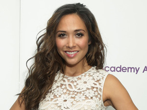 Myleene Klass, Sony Radio Academy Awards, Grosvenor House Hotel, London