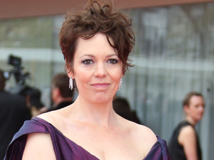The 2013 Baftas - arrivals: Olivia Coleman