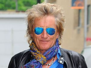 Rod Stewart, Barneys, New York, aviators