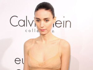 Rooney Mara, Calvin Klein party, 66th Cannes Film Festival, nude dress