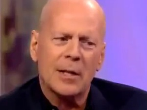 Bruce Willis on The One Show