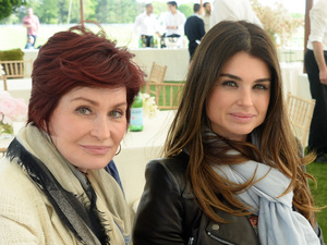 Sharon Osbourne, Aimee Osbourne, The Brant Foundation Art Study Center Preview and Opening: Andy Warhol, New York, America