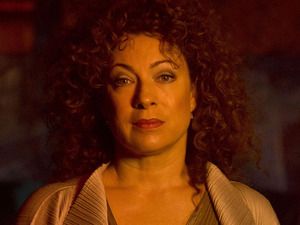 'The Name Of The Doctor': River Song (Alex Kingston)