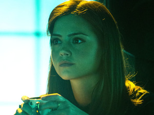 'The Name Of The Doctor': Clara (Jenna-Louise Coleman)