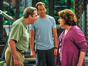 Will Arnett as Nathan Miller in 'The Millers'