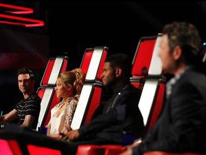 The Voice Season 4: Top 12 performances show - The Judges