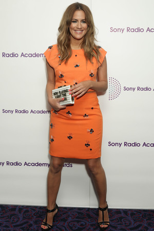 Caroline Flack, Sony Radio Academy Awards, Grosvenor House Hotel