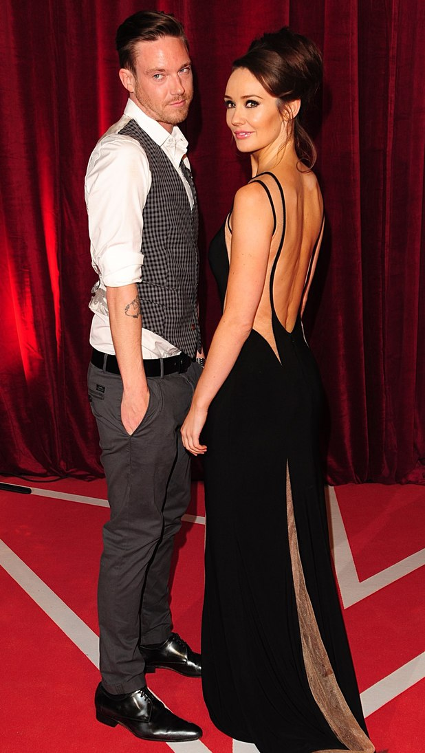 The British Soap Awards 2013: Red Carpet Arrivals