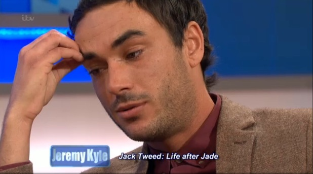 Jack Tweed on Jeremy Kyle