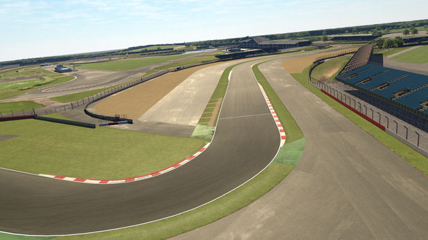 Gran Turismo 6 - Silverstone International