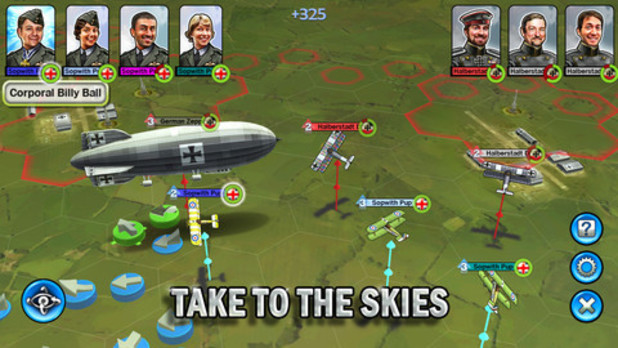 'Sid Meier's Ace Patrol' screenshot