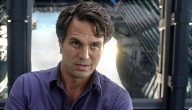 Mark Ruffalo as Bruce Banner in 'Avengers Assemble'