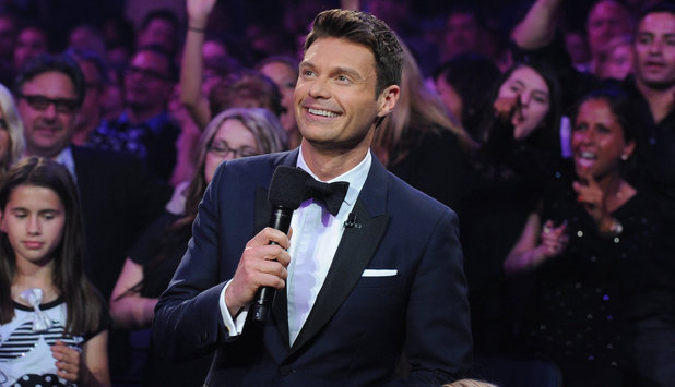 'American Idol' season 12 grand final: Ryan Seacrest