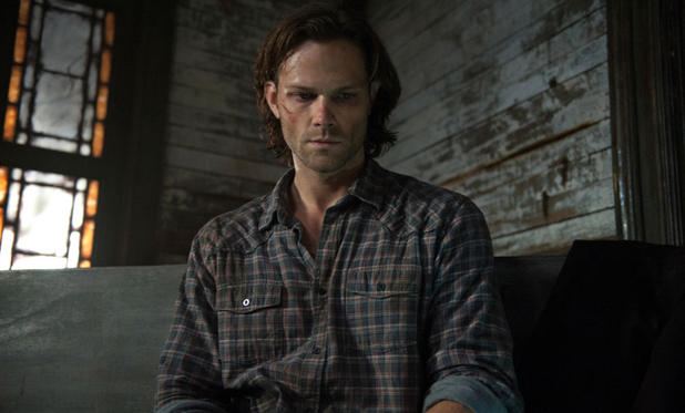 Jared Padalecki as Sam in Supernatural S08E23: 'Sacrifice'