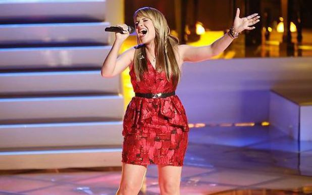 The Voice Season 4: Top 12 performances show - Amber Carrington