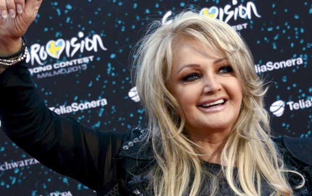 Bonnie Tyler, Eurovision Song Contest 2013 Opening Ceremony Reception, Malmo, Sweden