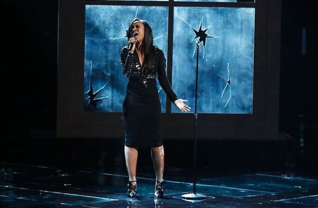 The Voice Season 4: Top 12 performances show - Sasha Allen