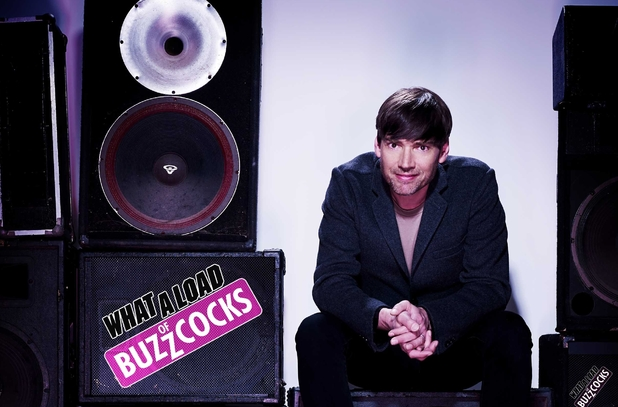 Alex James on Buzzcocks