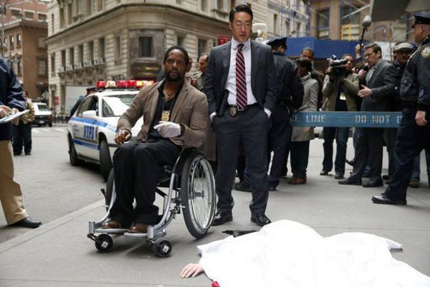 'Ironside', starring Blair Underwood