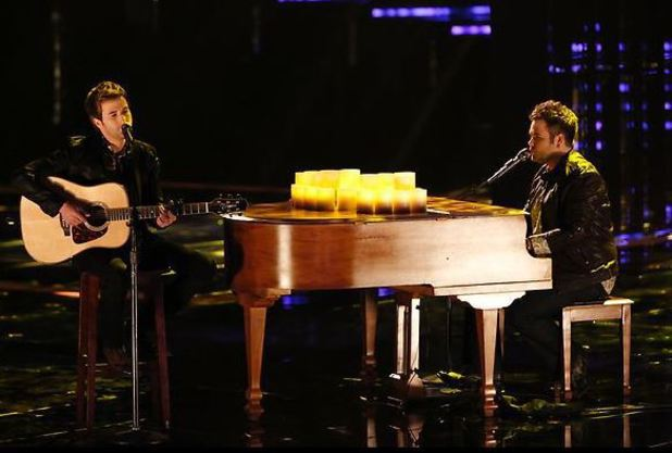 The Voice Season 4: Top 12 performances show - The Swon Bros