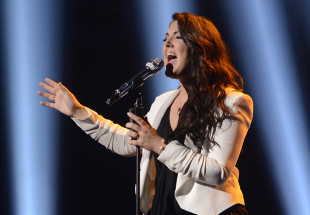 'American Idol' season 12 final part 1: Kree Harrison