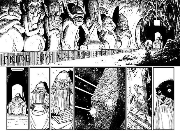 Cameron Stewart's 'Multiversity' issue 'Thunderworld'