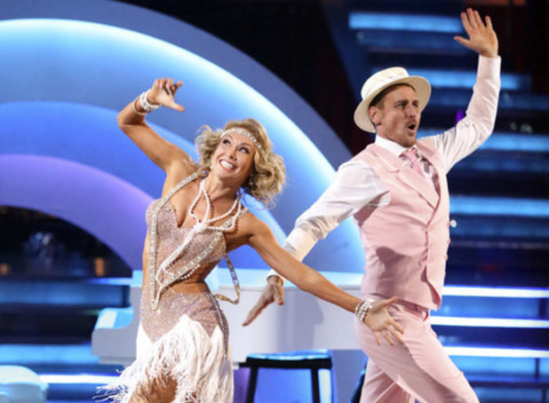 Dancing With The Stars Week 9: Kym Johnson & Ingo Rademacher