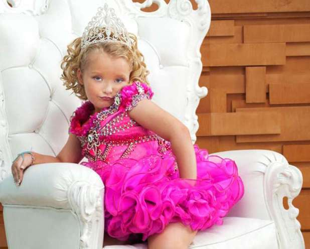 Here Comes Honey Boo Boo!