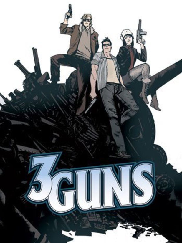 '3 Guns' cover artwork