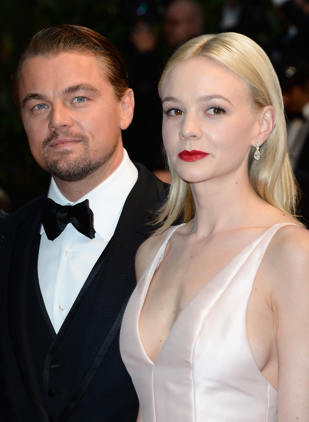 Leonardo DiCaprio and Carey Mulligan