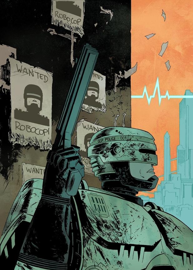 'Robocop' 001