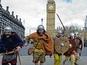 'Vikings' invade London for LoveFilm