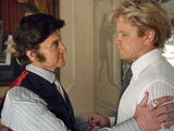 Matt Damon, Michael Douglas in Behind the Candelabra