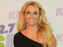 Britney Spears joins former flame Justin Timberlake and Katy Perry at festival.